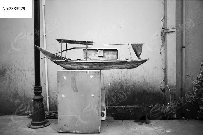 模型小木船图片素材下载(编号:2833929)