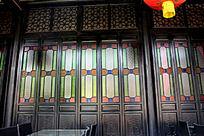 木门玻璃装饰