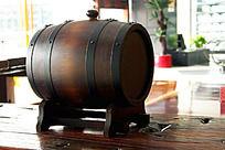 木桶葡萄酒具