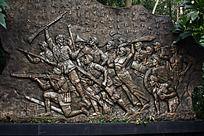 农民起义雕像