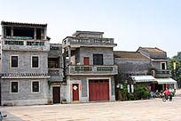 番禺沙湾古镇建筑