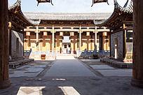 徽州区潜口汪氏家庙建筑