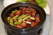 砂锅小炒肉