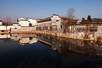 徽州呈坎传统建筑