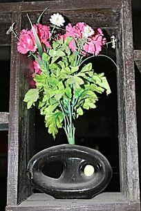 家庭装饰假花