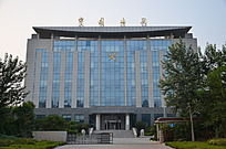 寿光东城建筑之中国海关