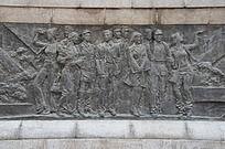 潍坊烈士陵园浮雕