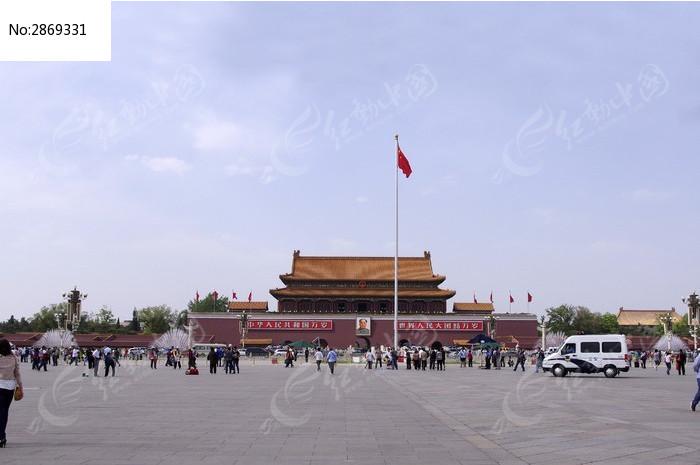 北京天安门广场图片