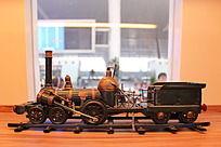 老式轨道车