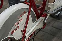 北京市政府提供的免费自行车供市民使用
