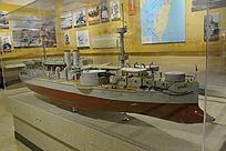 定远舰模型