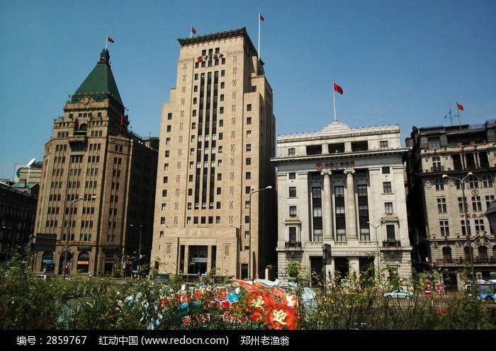 中国银行杭州分行_上海的中国银行大厦