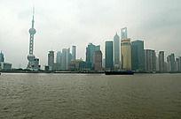 上海滩风光
