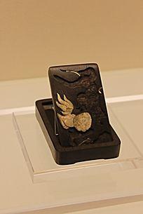 木器鎏金发盒