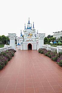 童话卡通城堡