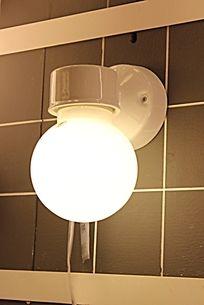 圆形白炽灯