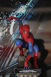 蜘蛛侠经典动作