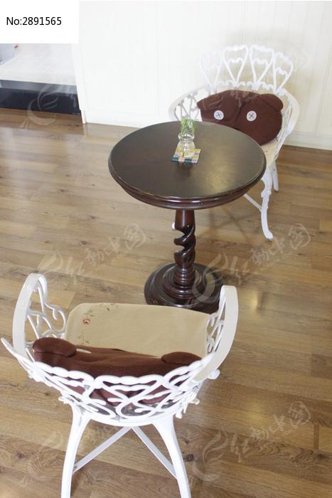 欧式白色椅子图片素材下载(编号:2891565)