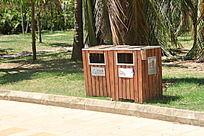 爱护环境垃圾桶