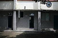 桂林医学院乐群校区15楼厕所