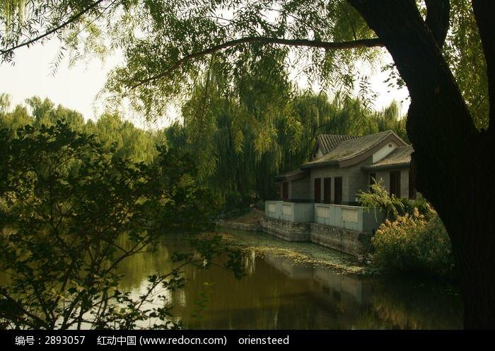 江南树木庭院的园林湖面风格石小晓室内det365在线投注_皇冠det365足球网_det365是什么片