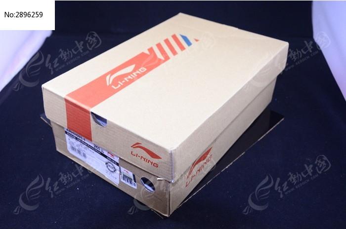 李宁鞋盒图片