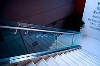 现代企业楼梯空间