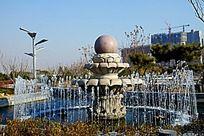 园林喷泉景观雕塑