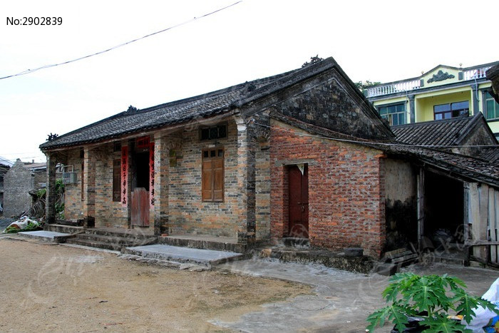 农村老房子图片