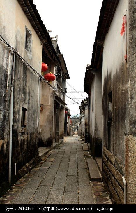 深圳大鹏所城小径图片