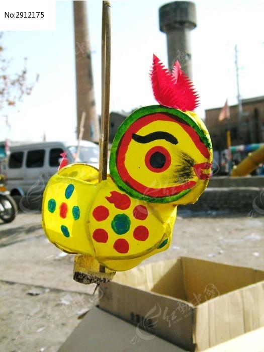 手工制作的小鸭灯笼图片