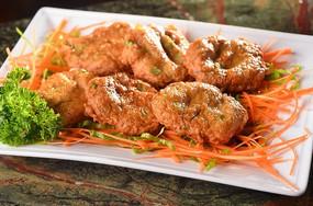 普吉岛鱼饼