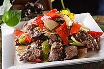 泰式胡椒炒牛肉