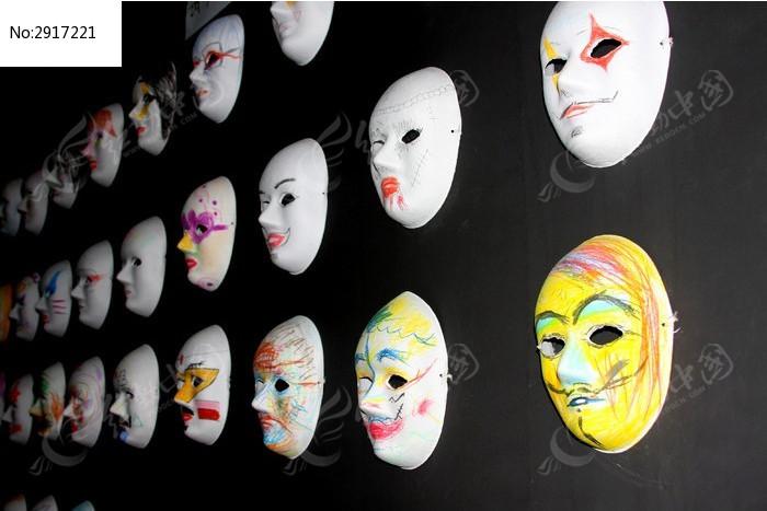 脸谱表情图片