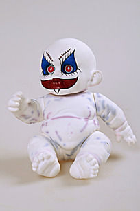 恐怖的死人娃娃