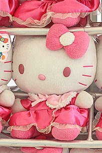 һֻ�ۺ�ɫ��hello kitty