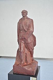 革命家雕塑工艺品