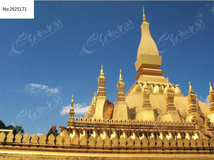 老挝金塔图片素材下载(编号:2925171)
