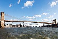 曼哈顿大桥景观