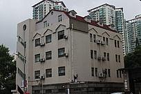 独立小洋楼建筑