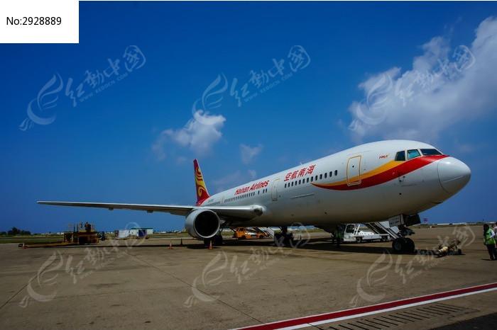 海南航空公司飞机
