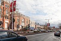 美国塞勒姆市是一个典雅的小镇