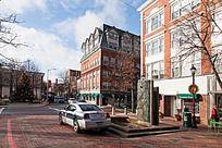 美国塞勒姆市小镇非常宁静