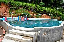 碧水公园的儿童游泳池