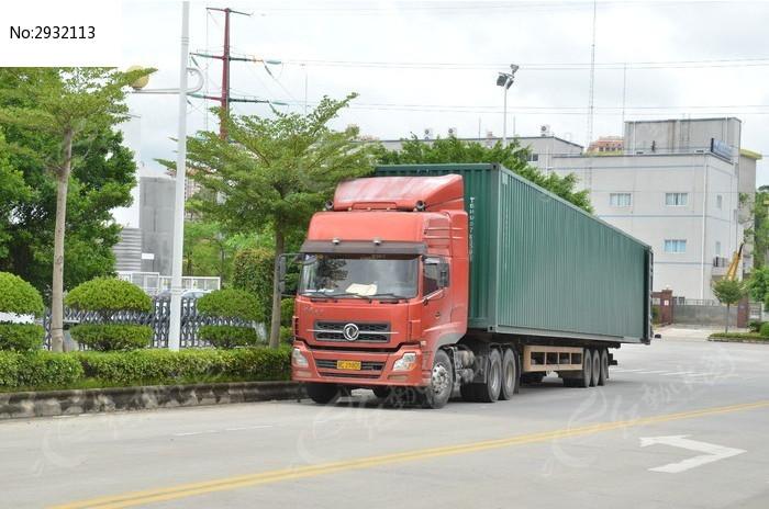大货车图片,高清大图_运输物流素材