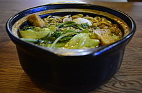 中华小吃原味砂锅
