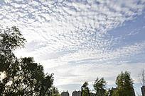 霸气天空云彩