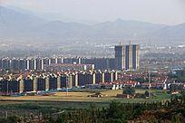 城市居民区