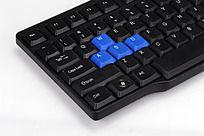 电脑键盘的4个特别字母