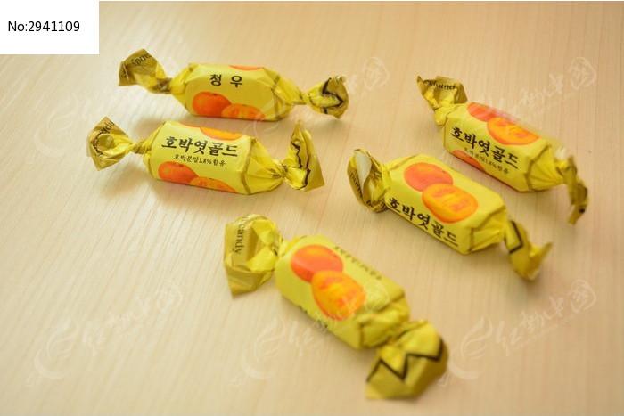 糖果皮叠手工制作图片
